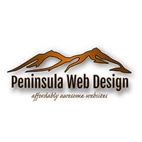 Peninsula Web Design Logo