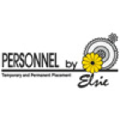 PERSONNEL by Elsie Logo