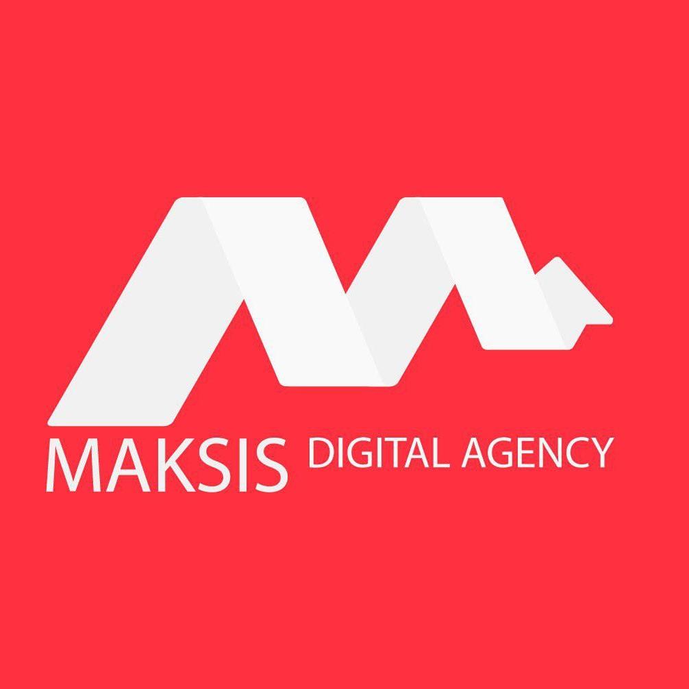 Maksis Digital Agency Logo