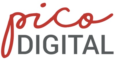 Pico Digital Marketing Logo