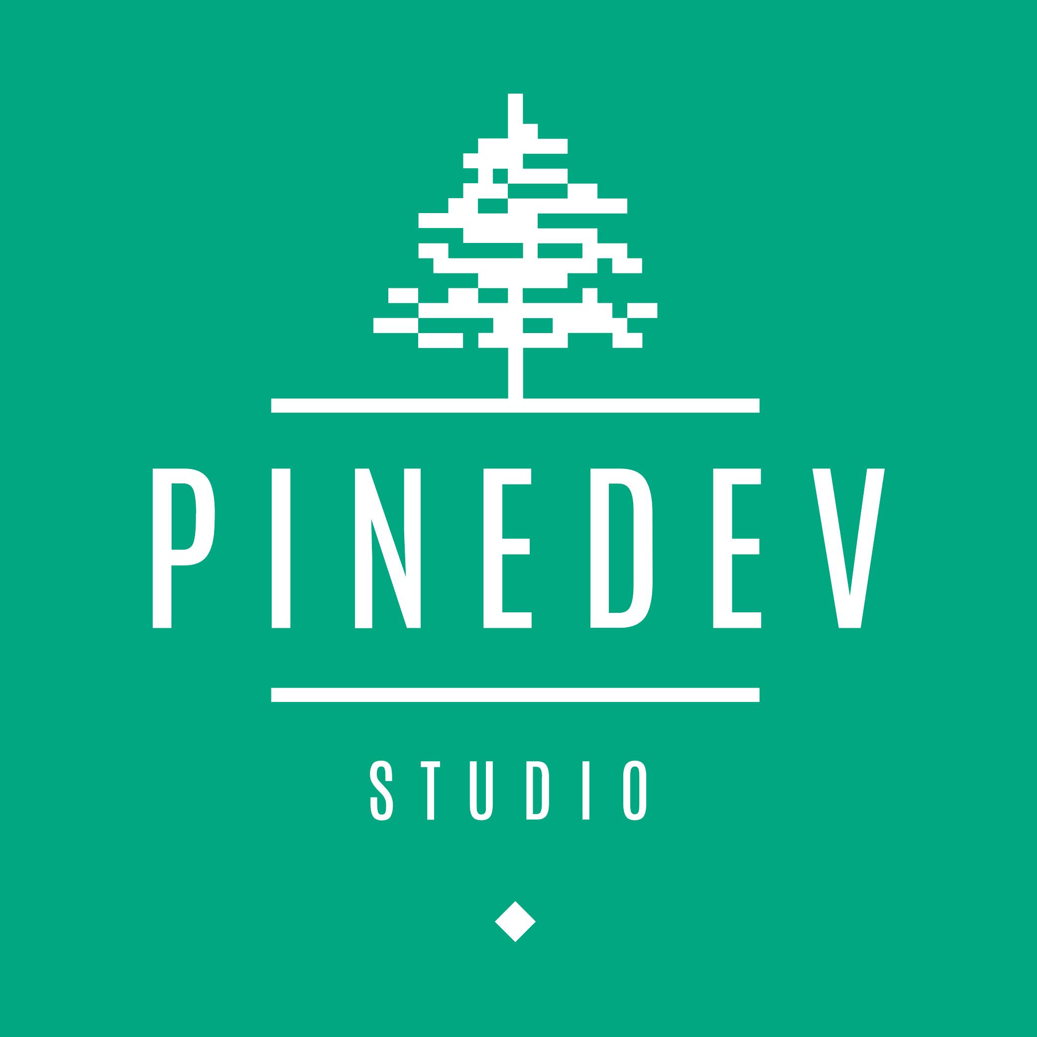 PineDev Studio Logo