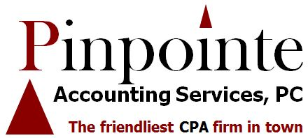 Pinpointe Accounting Services, PC logo