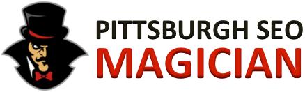 Pittsburgh SEO Magician Logo