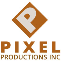 Pixel Productions Inc. Logo