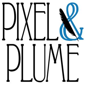 Pixel & Plume Design Co. logo