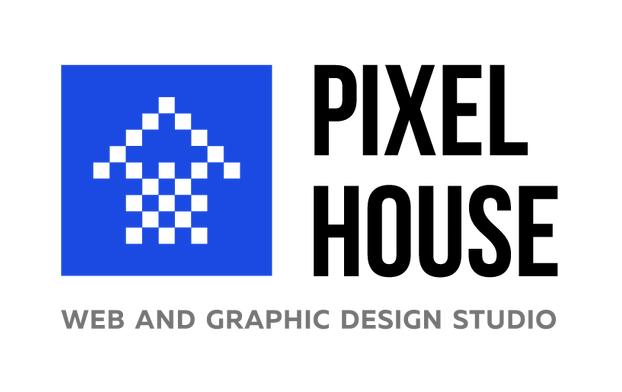 Pixel House Studio Logo