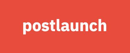 Postlaunch Logo