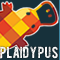 Plaidypus, Inc. Logo