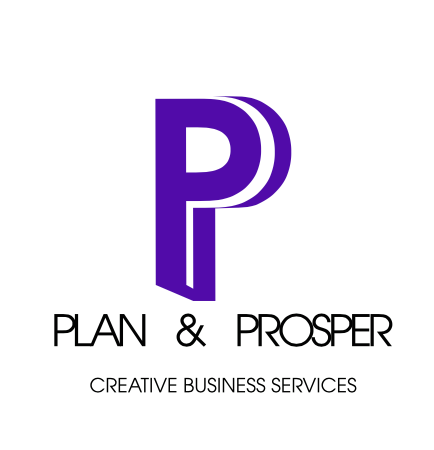 Plan & Prosper Business Logo