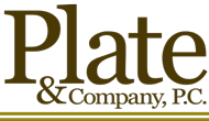 PLATE & COMPANY PC logo