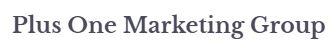 Plus One Marketing Group Logo