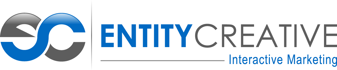 Entity Creative - Out of Business Logo