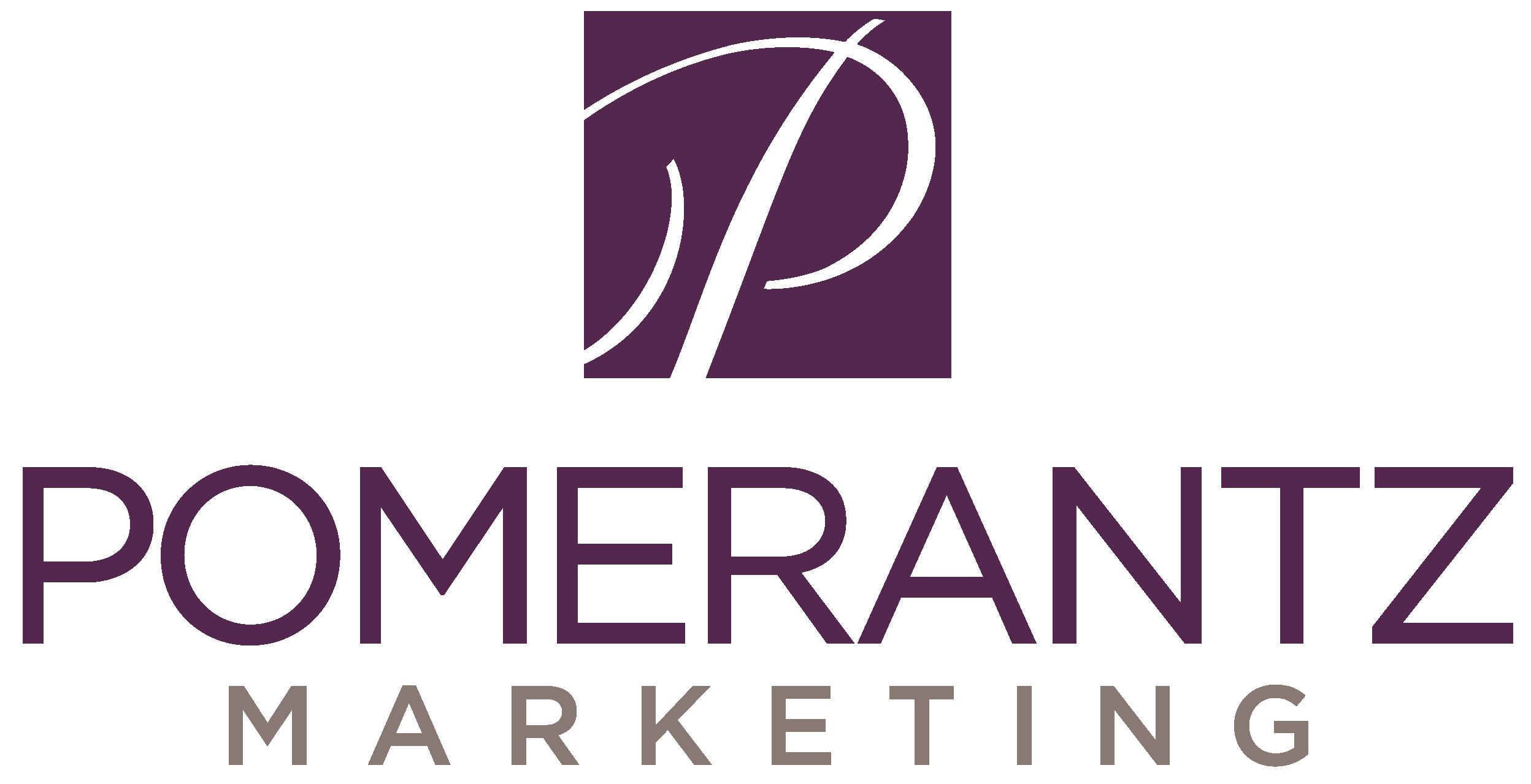 Pomerantz Marketing Logo
