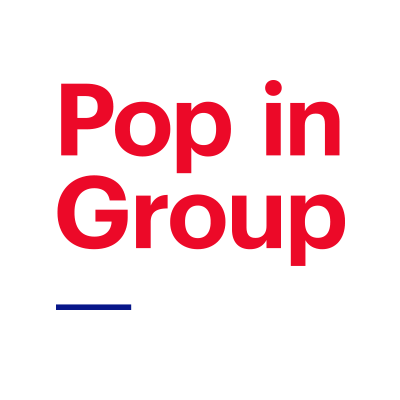 Popin Group Logo