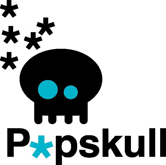 Popskull Logo