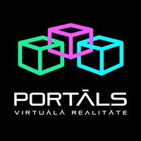Portals Virtual Reality Arcade Logo