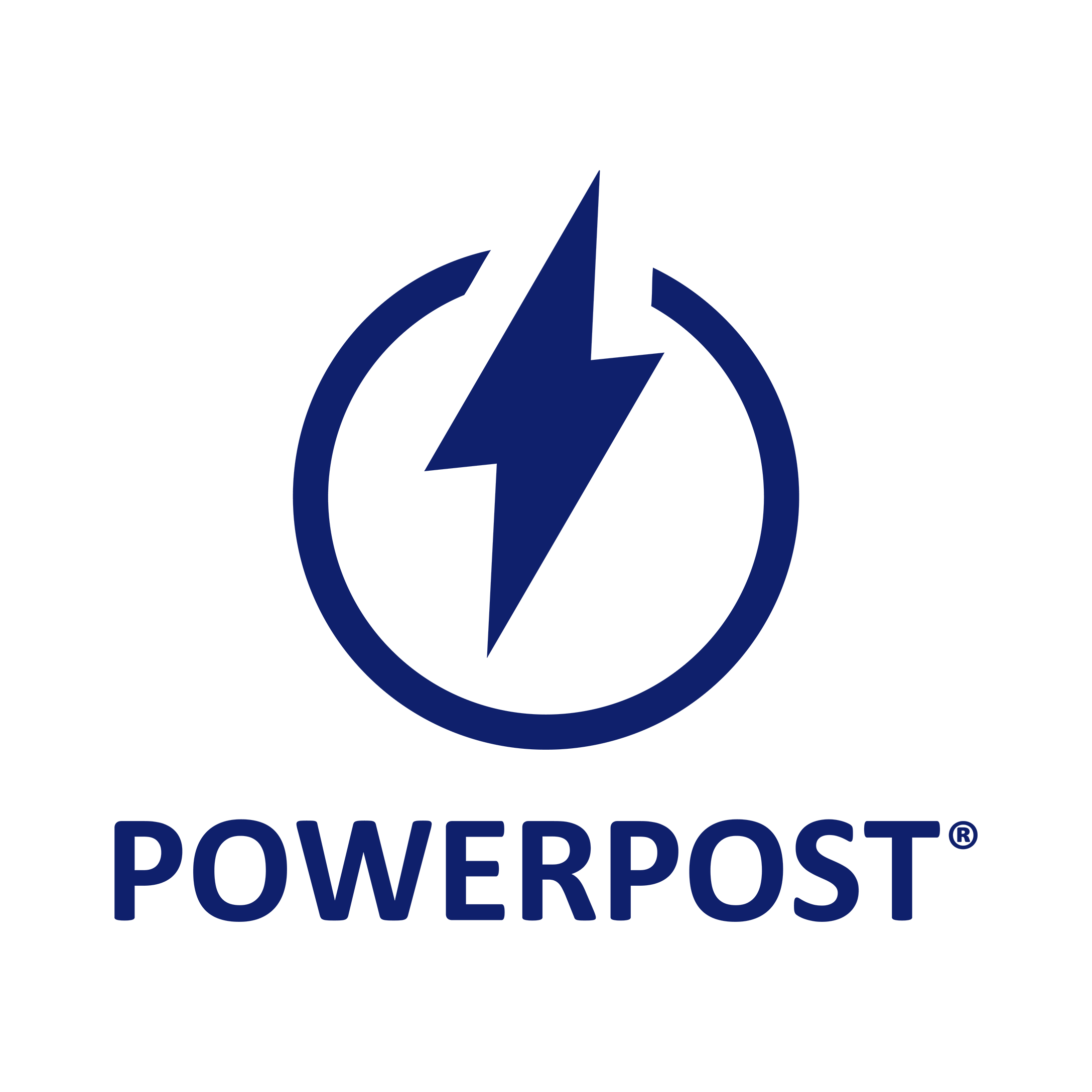 PowerPost logo
