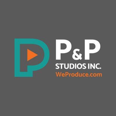 P&P Studios Inc. Logo