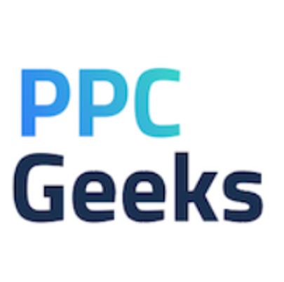 PPC Geeks  = Get Your 100% Free Google Ads Audit Logo
