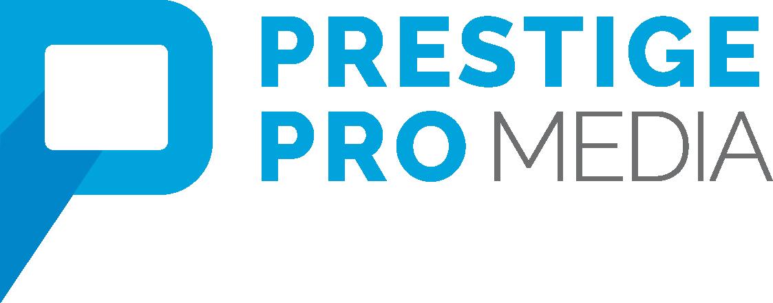 Prestige Pro Media Logo