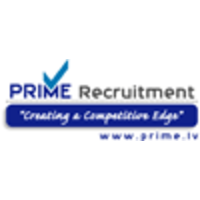 PRIME Recruitment SIA Logo