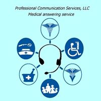 Professional Communication Services Logo