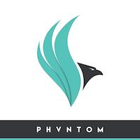 Phvntom Inc. logo