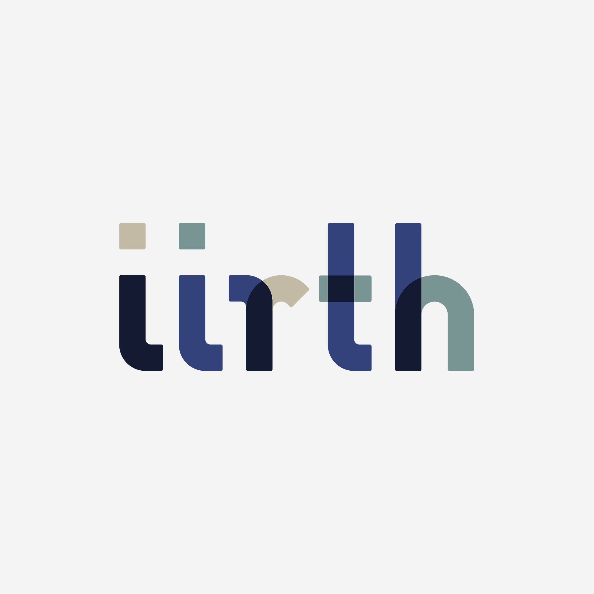 The iirth Company Logo