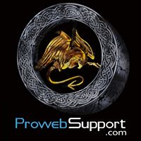 Prowebsupport Logo
