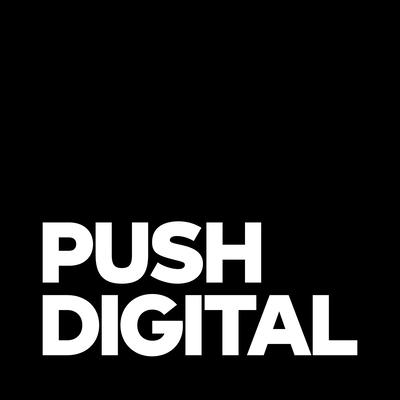 Push Digital Logo