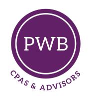 Peterson Whitaker & Bjork, LLC Logo