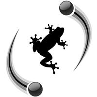 Quantenfrosch Logo