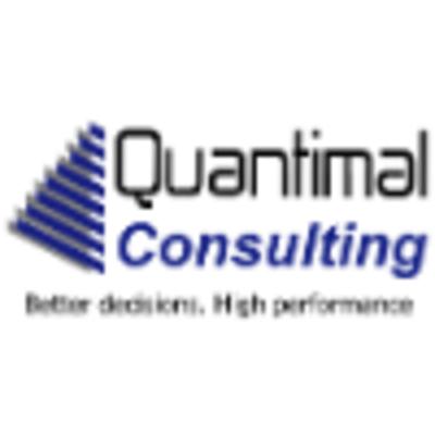 Quantimal Consulting Inc. Logo