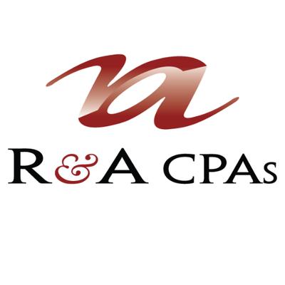 R & A CPAs logo
