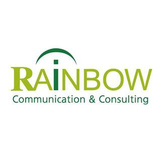 Rainbow Communications & Consulting Logo