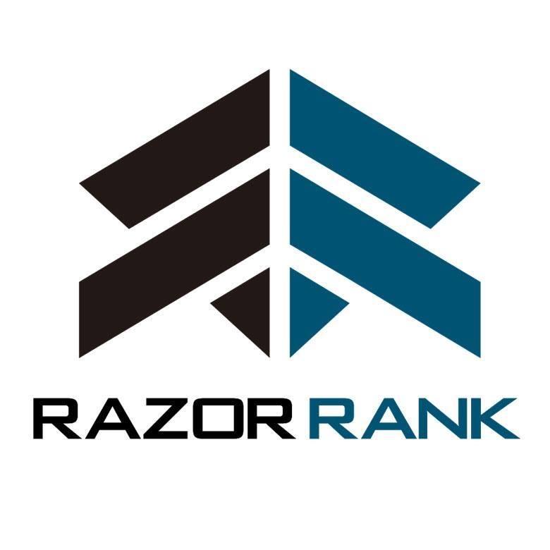 Razor Rank Logo