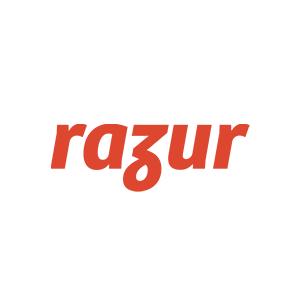 RAZUR Logo