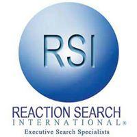 Reaction Search International Logo