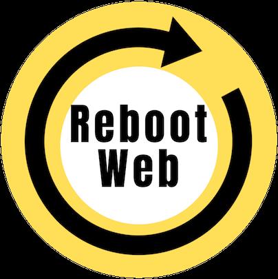 Reboot Web Logo