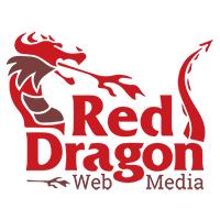 Red Dragon Web Media  Logo