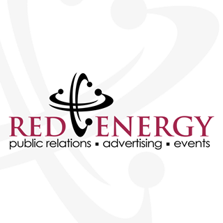 Red Energy Public Relations Logo