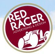Red Racer Advertising Logo