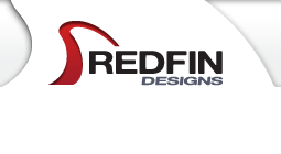 Redfin Designs Logo