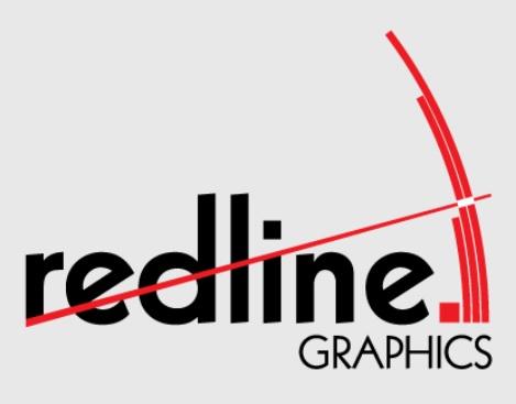 Redline Graphics logo