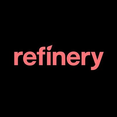 Refinery Marketing Logo