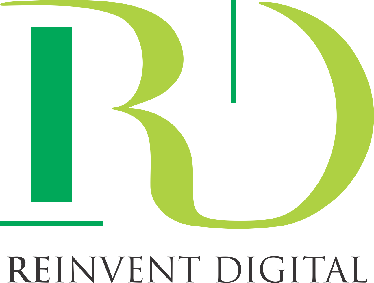 Reinvent Digital Media Pvt. Ltd. Logo