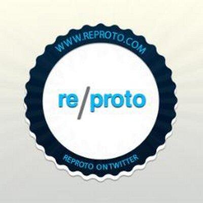 Reproto Technologies Logo