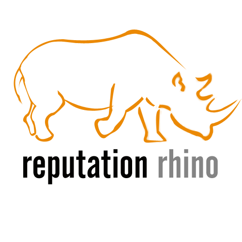 Reputation Rhino Logo