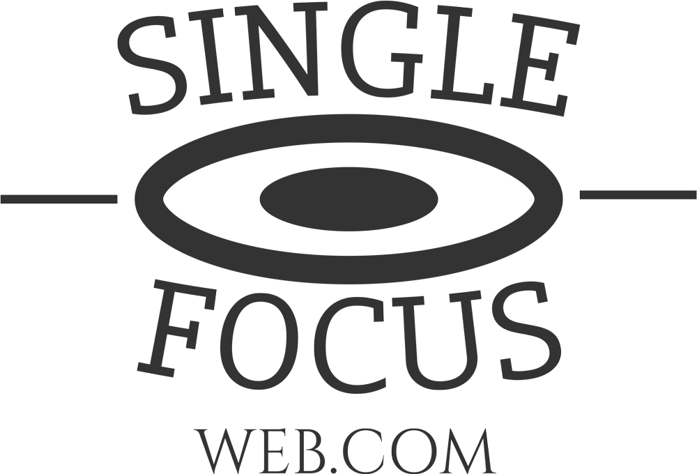 Single Focus Web Logo