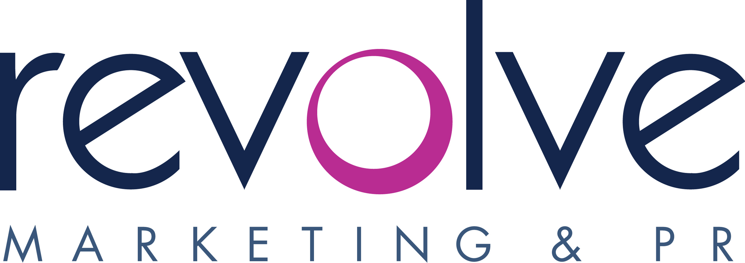 Revolve Marketing and PR Logo